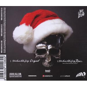 sido - weihnachtssong (Back)