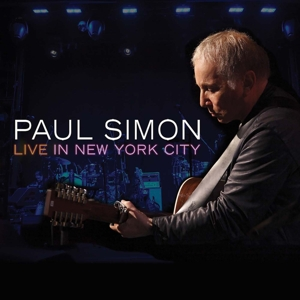 simon,paul - live in new york city