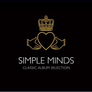 simple minds - classic album selection (ltd.edt.)