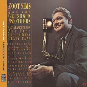 sims,zoot - zoot sims & the gershwin brothers (ojc r