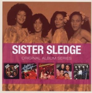 sister sledge - original album series