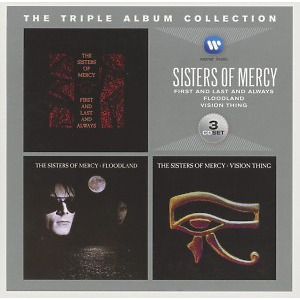 sisters of mercy - the triple album collection
