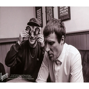 sleaford mods - chubbed/+ (Back)
