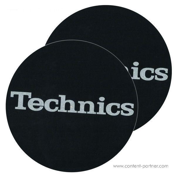 slipmats technics - Technics Silber Classic (Back)
