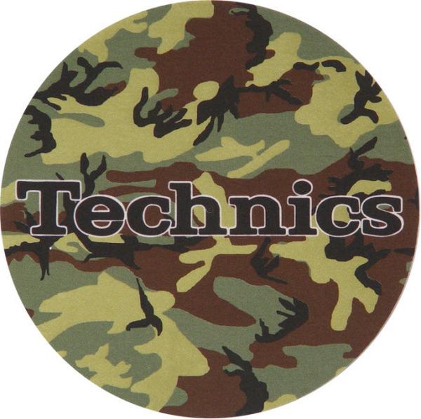 slipmats technics - army