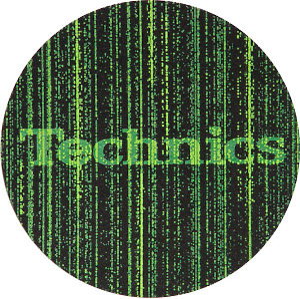 slipmats technics - matrix