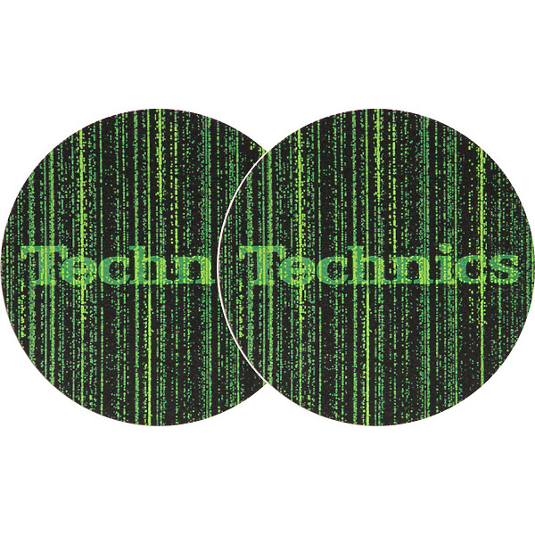 slipmats technics - matrix (Back)