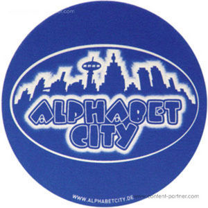 slipmats - alphabet city