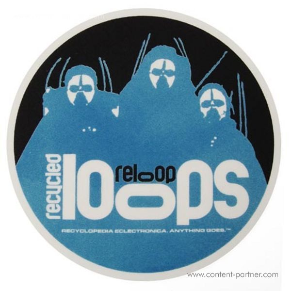 slipmats - recycled loops