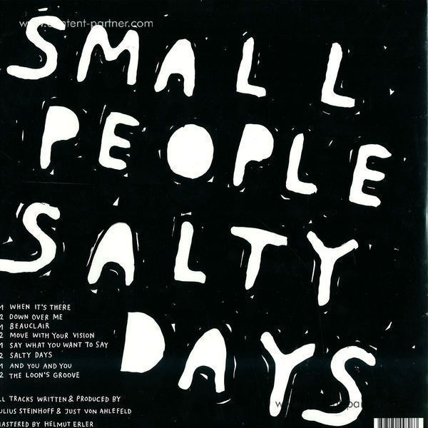 smallpeople - salty days (Back)