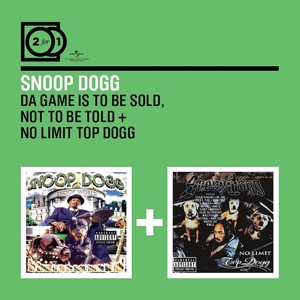 snoop dogg - 2 for 1: the game is to be sold,not.../t