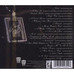 snoop dogg - duces n frayz (Back)