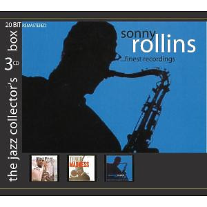 sonny rollins - finest recordings