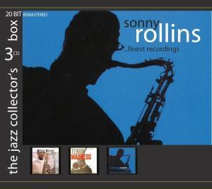 sonny rollins - finest recordings