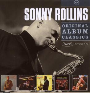 sonny rollins - original album classics