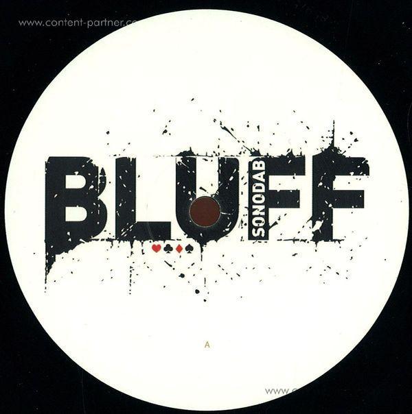 sonodab - bluff ep (arnaud le taxier/mirco violi) (Back)