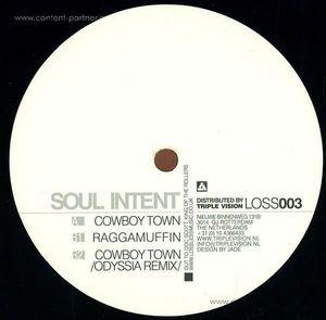 soul intent - cowboy town