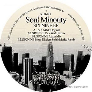 soul minority - six-nine ep (rick wade remix) BACK IN