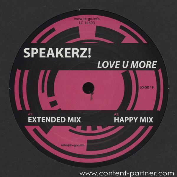 speakerz - love you more