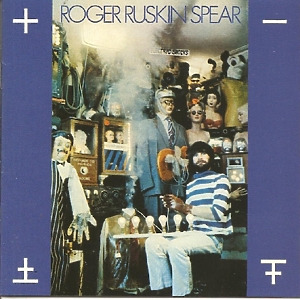 spear,roger ruskin - electric shocks (expanded+remastered edi