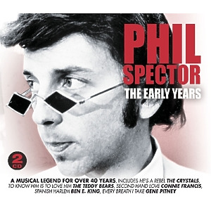 spector,phil - early years