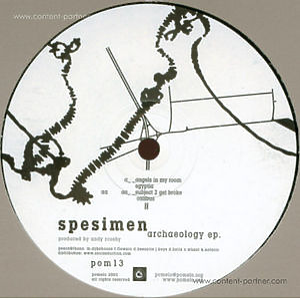 spesimen - archaelogy ep