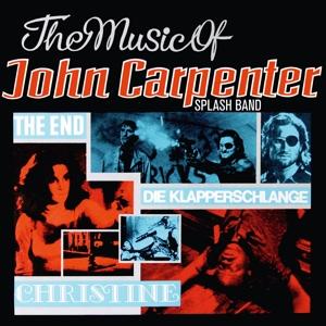 splash band - the music of john carpenter