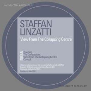staffan linzatti - view from a collapsing centre