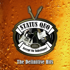 status quo - accept no substitute-the definitive hits