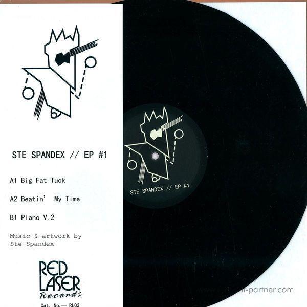 ste spandex - ep 1 (Back)