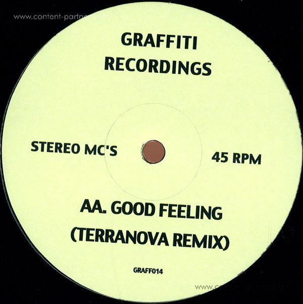 stereo mc's - Good Feeling Remixes (inc Terranova Rmx)