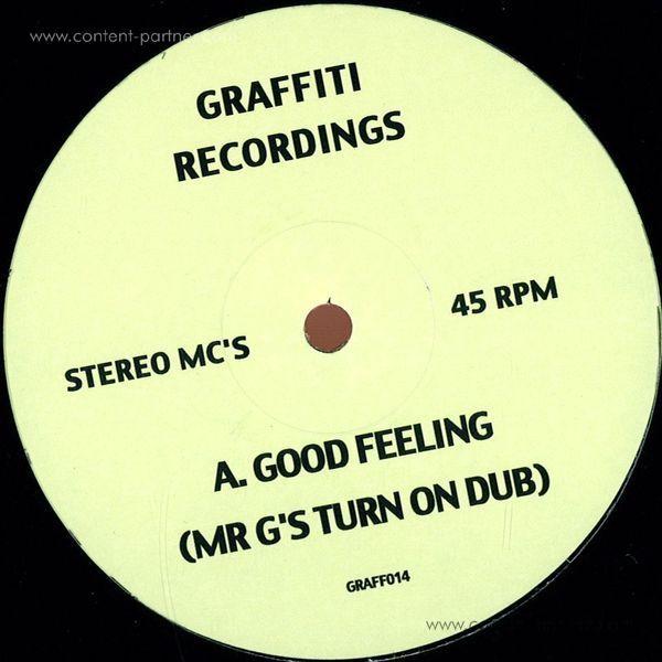 stereo mc's - Good Feeling Remixes (inc Terranova Rmx) (Back)