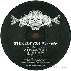 stereofysh - wannado ep