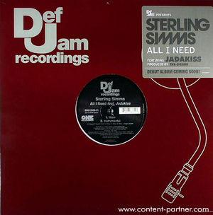 sterling simms - all i need (ft.jadakiss)