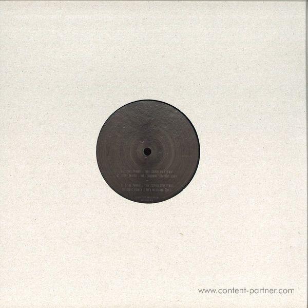 steve parker - thea / rhea remixes (Back)