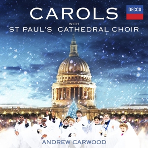 st.paul's cathedral choir/carwood/johnso - carols with st.paul's cathedral choir