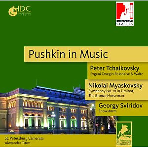 st.petersburg camerata - pushkin in music