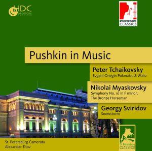 st.petersburg camerata - pushkin in music