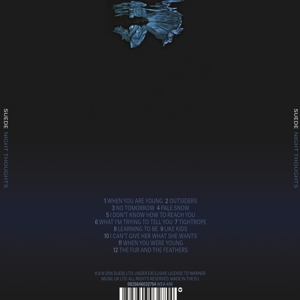 suede - night thoughts (Back)