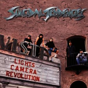 suicidal tendencies - lights camera revolution