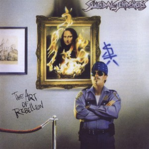 suicidal tendencies - the art of rebellion (re-issue)