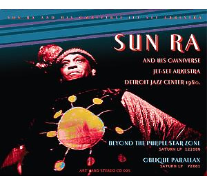 sun ra - beyond the purple star zone/oblique para