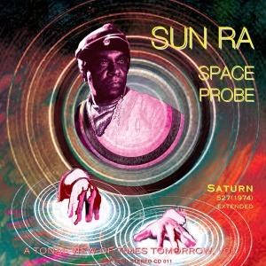 sun ra - space probe