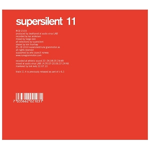 supersilent - 11