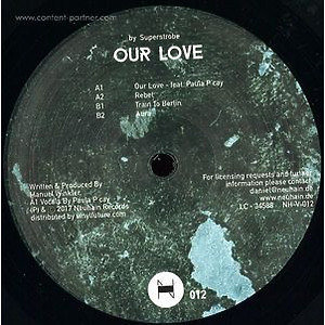 superstrobe - our love