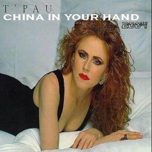 t pau - china in your hand 2004