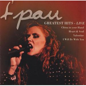 t pau - greatest hits-live