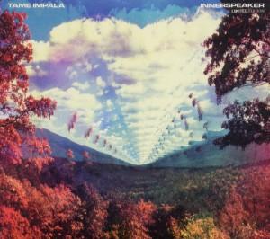 tame impala - innerspeaker (deluxe version)