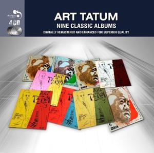 tatum,art - 9 classic albums