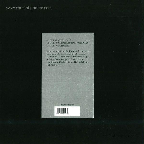 tcb - monogamie, mm/km remix (Back)
